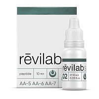 Revilab SL 02 — for nervous system and eyes