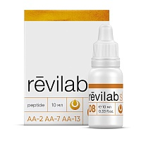 Revilab SL 08 — for urinary system